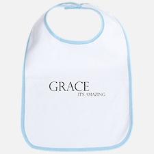 Black Grace It's Amazing Bib
