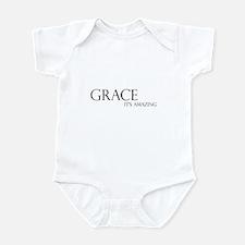 Black Grace It's Amazing Infant Bodysuit