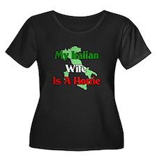 My Italian Wife is a Hottie T