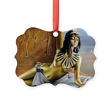 The Gilded Princess Ornament