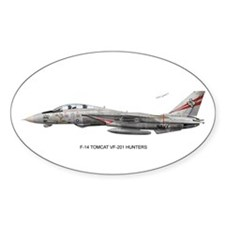 VF-201 Hunters Oval Decal