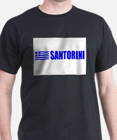 Santorini, Greece T-Shirt