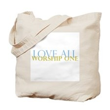 Love All Tote Bag