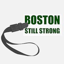 BOSTON STILL STRONG Gr Luggage Tag