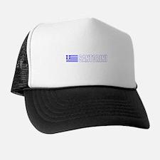 Santorini, Greece Trucker Hat