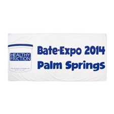 Bate-Expo 2014 Palm Springs Beach Towel