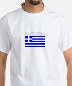 Santorini, Greece Shirt