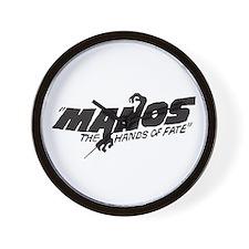 Manos Wall Clock