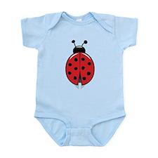 Red Ladybug Body Suit