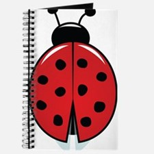 Red Ladybug Journal