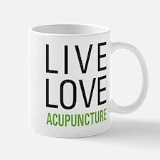 Live Love Acupuncture Mug