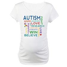 Autism Word Cloud Shirt