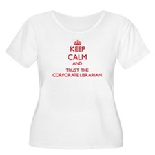 Keep Calm and Trust the Corporate Librarian Plus S