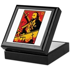 Strk3 Republican Jesus Keepsake Box