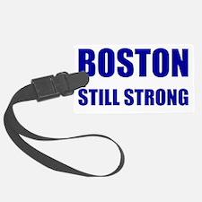 BOSTON STILL STRONG Bl Luggage Tag