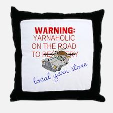 OnTheRoad Throw Pillow