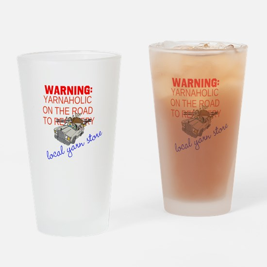 OnTheRoad Drinking Glass