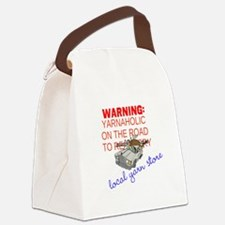 OnTheRoad Canvas Lunch Bag