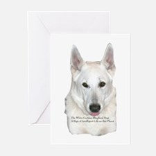 Sign of Intelligent Life Greeting Cards (Package o