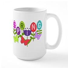 spring eggs Mugs