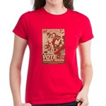 all hail robot nixon Women's Dark T-Shirt
