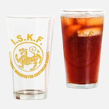 SWSKC LOGO FRONT Drinking Glass