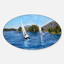 Smith Mountain Lake Fall Regatta Decal