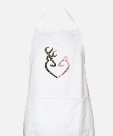 Deer Heart Apron