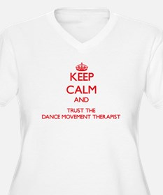 Keep Calm and Trust the Dance Movement Therapist P