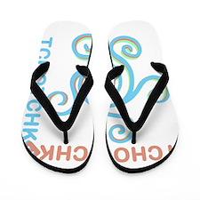 OYOOS Tchotchke design Flip Flops