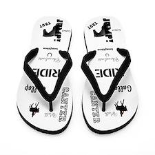 Cute Horse themed Flip Flops