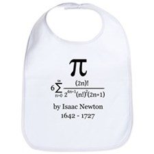Pi by Sir Isaac Newton Bib