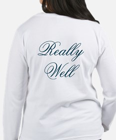 All Is Well Design #437 Women's Long Sleeve Tee