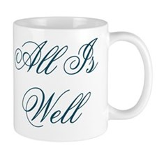 All Is Well Design #437 Mug