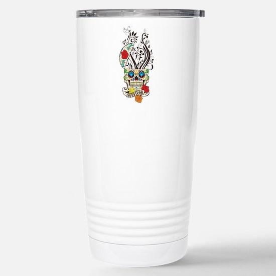Survivor Travel Mug