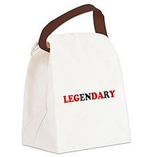 Leg Day Canvas Lunch Bag