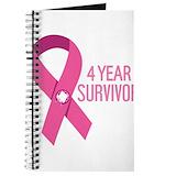 Breast cancer Journals & Spiral Notebooks