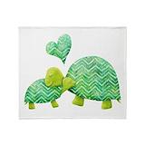 Turtle Fleece Blankets