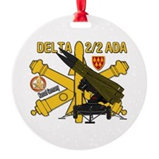 Charlie 2/2 ADA Ornament