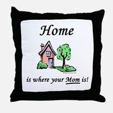 Cute Cute mothers Throw Pillow