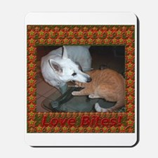 Love Bites! Mousepad