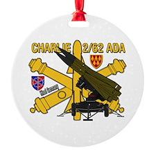 Charlie 2/62 ADA Ornament