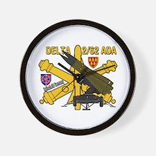 Delta 2/62 Ada Wall Clock
