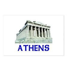 Athens, Greece Postcards (Package of 8)