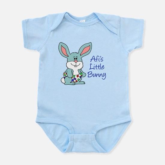 Afis Little Bunny Body Suit