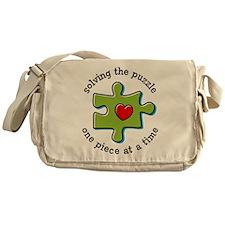 Solving The Puzzlement Messenger Bag