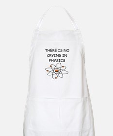 physics joke Apron