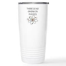 physics joke Travel Mug