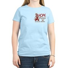 Hope Matters 3 Amyloidosis T-Shirt