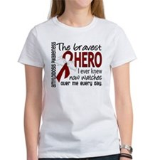 Bravest Hero I Knew Amyloidosis Tee